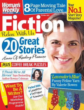 Woman's Weekly Fiction Special Oct 2017
