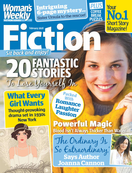 Woman's Weekly Fiction Special December 29, 2017 00:00