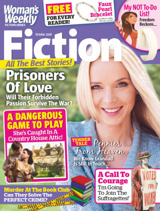 Woman's Weekly Fiction Special Oct 2018