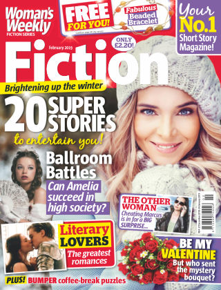 Woman's Weekly Fiction Special Feb 2019