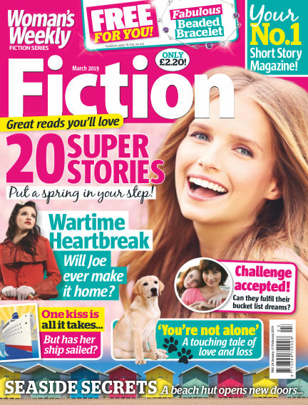 Woman's Weekly Fiction Special January 24, 2019 00:00