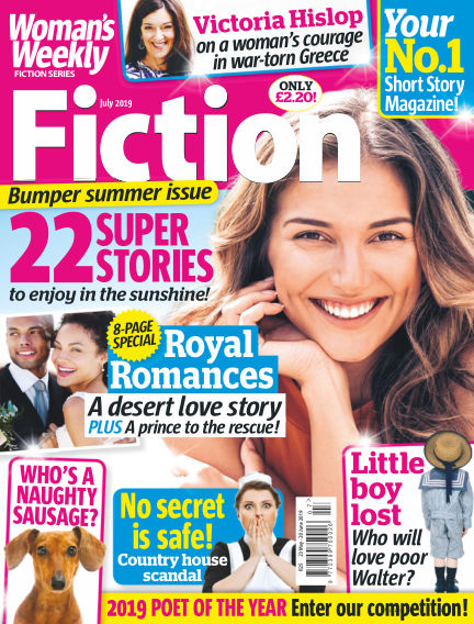 Woman's Weekly Fiction Special May 23, 2019 00:00