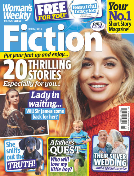 Woman's Weekly Fiction Special August 22, 2019 00:00