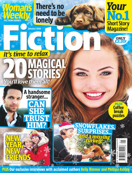 Woman's Weekly Fiction Special