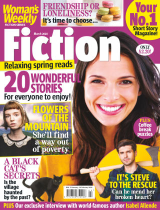 Woman's Weekly Fiction Special Mar 2020
