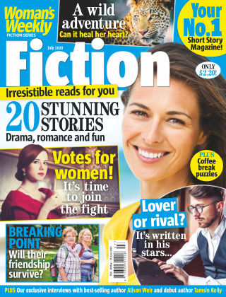 Woman's Weekly Fiction Special Jul 2020