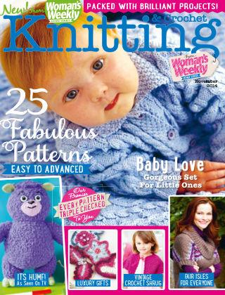 Woman's Weekly Knitting & Crochet November 2014