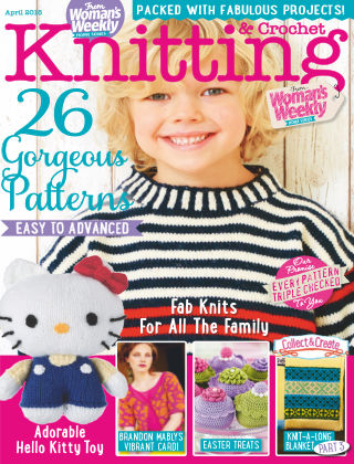 Woman's Weekly Knitting & Crochet April 2015