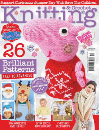 Woman's Weekly Knitting & Crochet Dec 2018