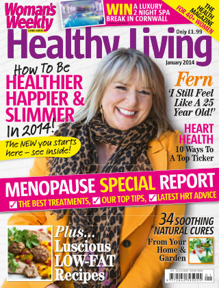 Woman's Weekly Living Series January 2014