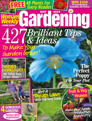 Woman's Weekly Living Series May 2014