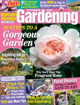 Woman's Weekly Living Series September 2014