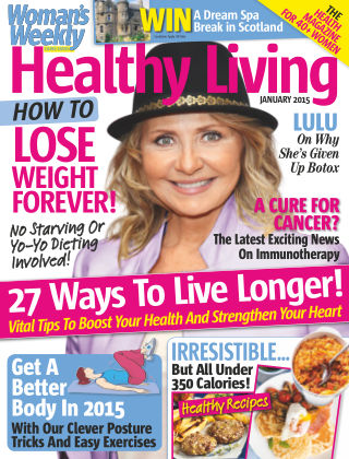 Woman's Weekly Living Series Healthy Living 1