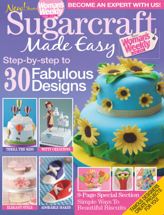 Woman's Weekly Living Series Sugarcraft 1