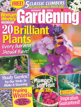 Woman's Weekly Living Series Gardening 4