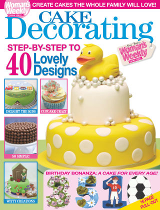 Woman's Weekly Living Series Sugarcraft 2