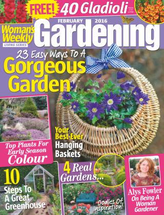 Woman's Weekly Living Series Gardening 1