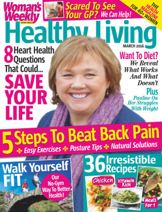 Woman's Weekly Living Series Healthy Living 2