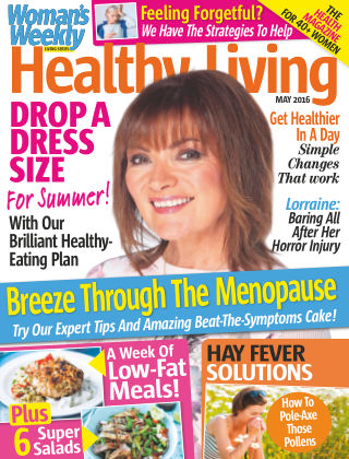 Woman's Weekly Living Series Healthy Living 3 '16