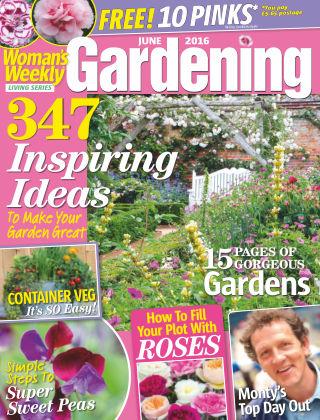 Woman's Weekly Living Series Gardening 3' 16