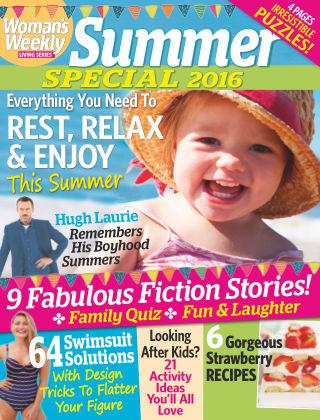 Woman's Weekly Living Series Summer 2016