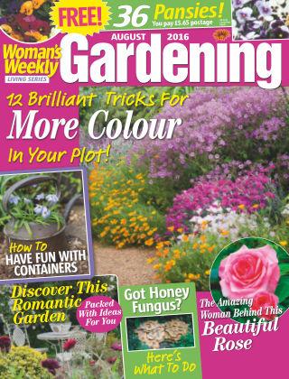 Woman's Weekly Living Series Gardening 4 '16