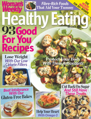 Woman's Weekly Living Series Healthy Recipes '16