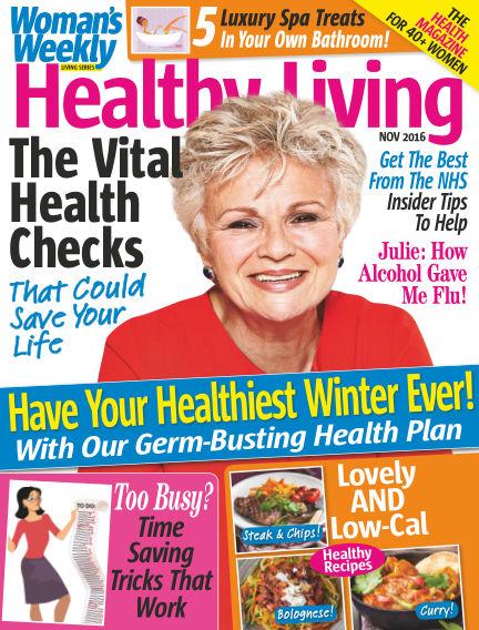 Woman's Weekly Living Series October 06, 2016 00:00