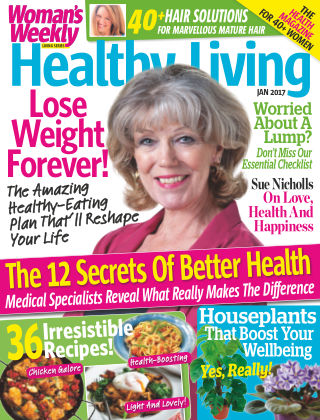 Woman's Weekly Living Series Healthy Living 1'17