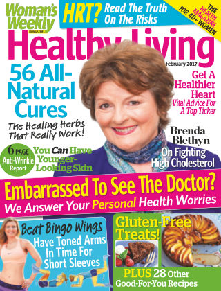 Woman's Weekly Living Series Healthy Living 2'17