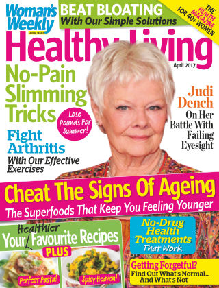 Woman's Weekly Living Series Healthy Living 3'17