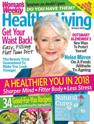 Woman's Weekly Living Series Healthy Living 1'18