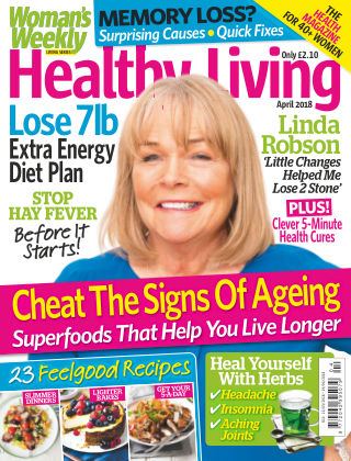 Woman's Weekly Living Series Healthy Living 3