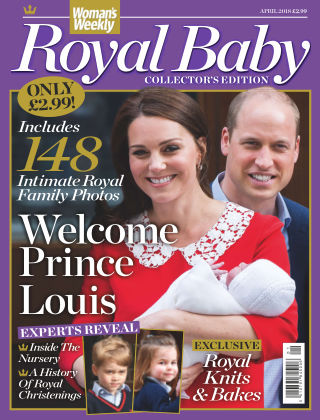 Woman's Weekly Living Series Royal Baby