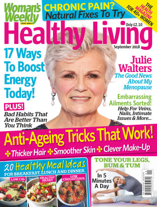 Woman's Weekly Living Series Healthy Living 5