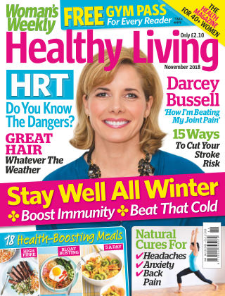 Woman's Weekly Living Series Health Living 6