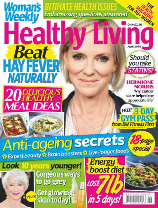 Woman's Weekly Living Series April 2019