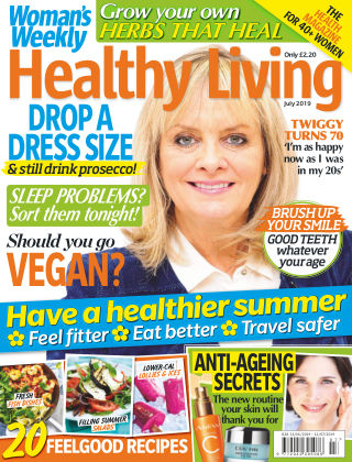 Woman's Weekly Living Series July 2019