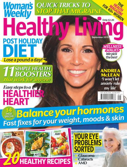 Woman's Weekly Living Series August 08, 2019 00:00