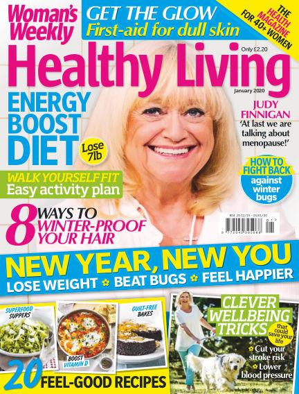 Woman's Weekly Living Series December 27, 2019 00:00