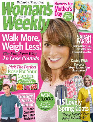 Woman's Weekly - UK 25 March 2014