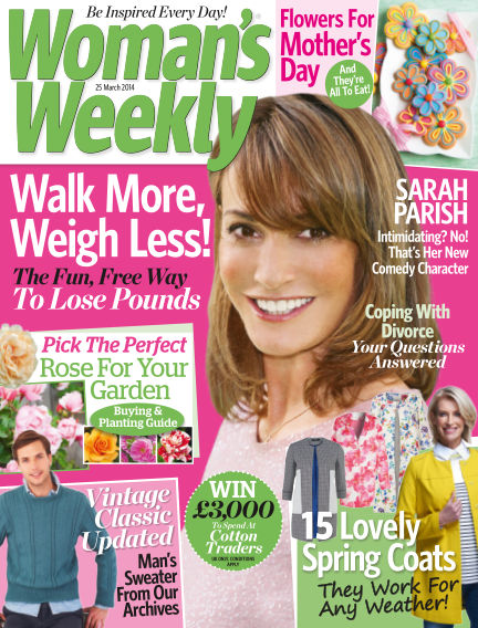 Woman's Weekly - UK March 26, 2014 00:00