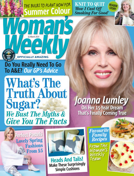 Woman's Weekly - UK March 12, 2014 00:00
