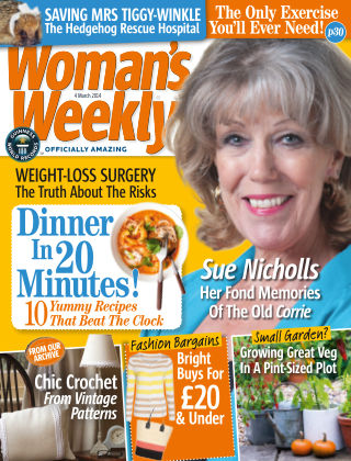 Woman's Weekly - UK 4 March 2014