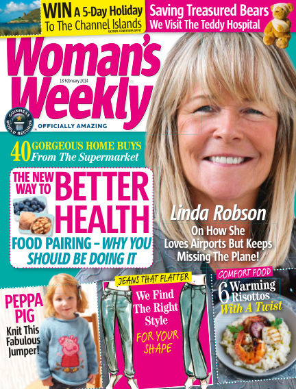 Woman's Weekly - UK February 19, 2014 00:00