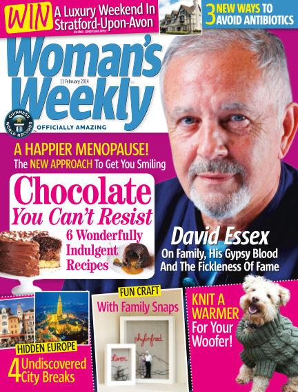Woman's Weekly - UK February 12, 2014 00:00