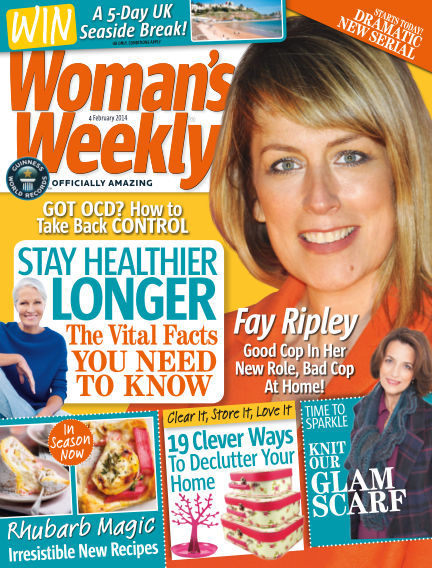 Woman's Weekly - UK February 05, 2014 00:00
