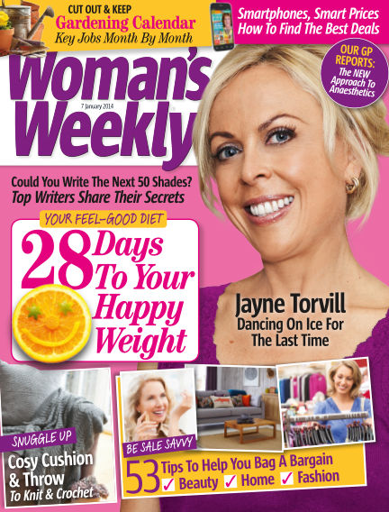 Woman's Weekly - UK January 08, 2014 00:00