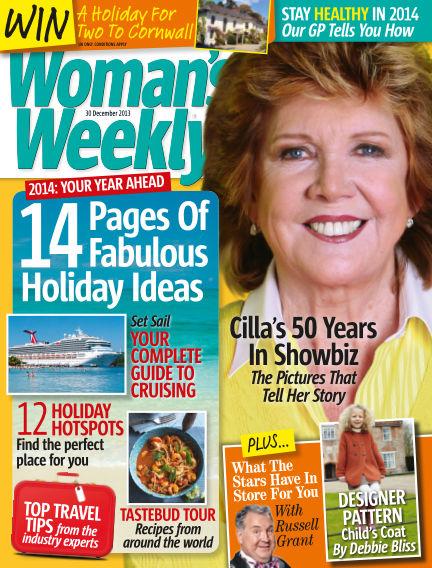 Woman's Weekly - UK December 31, 2013 00:00