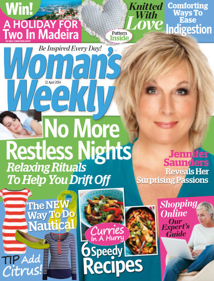 Woman's Weekly - UK April 23, 2014 00:00